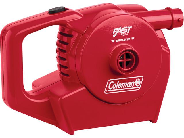 Coleman Aufladbare QuickPumpe 12/230V
